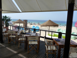 Long Pure Lunches on Comporta's endless beaches